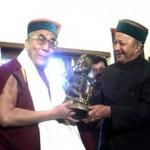 virbhadra singh and dlai lama