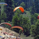 paragliding in billing-
