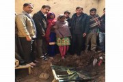 वर्षा का कहर, मकान ढहने से पिता- पुत्र की मौत