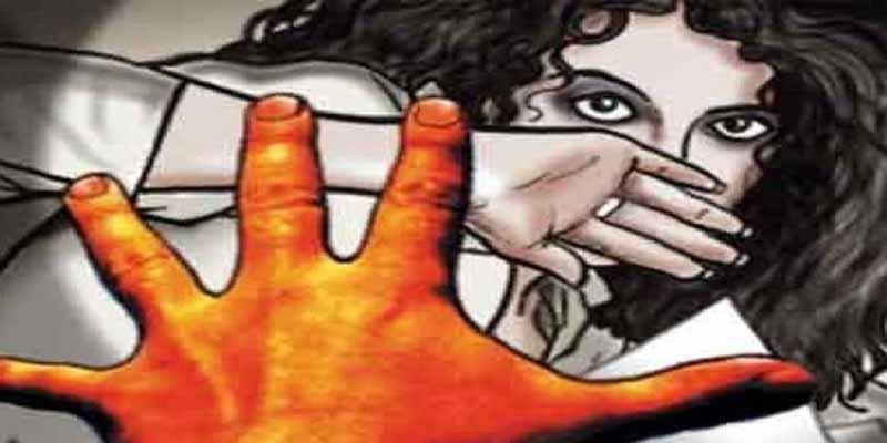 नाबालिग को अगवा कर पांच दिन सामुहिक बलात्कार