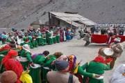 भारत- चीन सीमा पर देवताओं का मेला