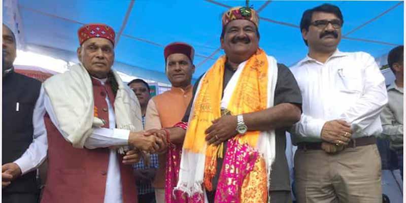 महेश्वर सिंह आखिरकार भाजपा में लौटे