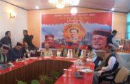 भाजपा कोर कमेटी की बैठक में सत्ता के लिए संकल्प
