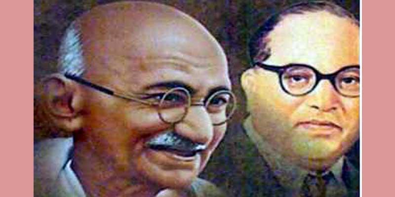 गांधी के खिलाफ घृणा का माहौल बनाया जा रहा...