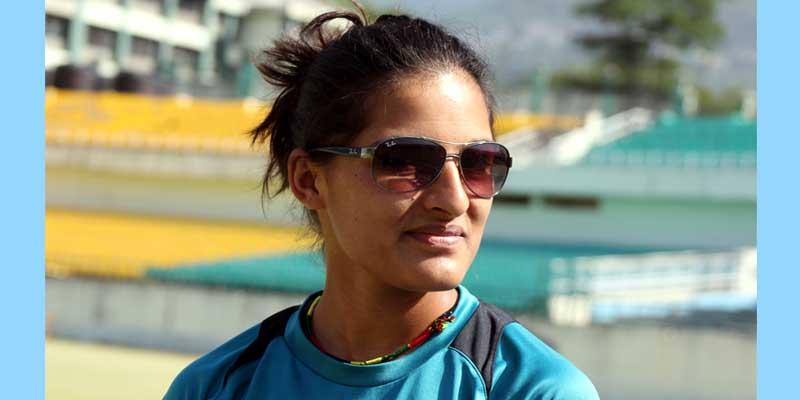 क्रिकेटर सुषमा को डीएसपी पद का ऑफर