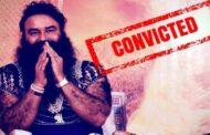 बलात्कारी बाबा राम रहीम को 20 साल की जेल