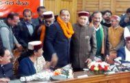 जयराम ठाकुर नए मुख्यमंत्री, 27 को शपथ